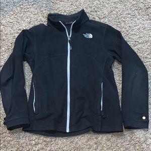 North Face fleece Jacket size boys Medium